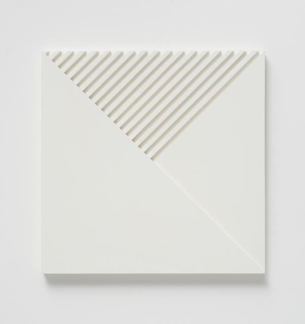, 'Placas IV (Múltiplo 15),' 1981, Casa Triângulo