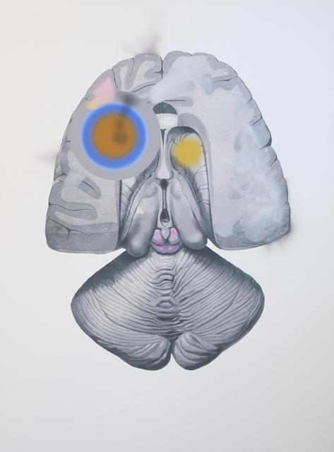 ", 'BodyMindPower II (Pictures of Transforming Mind) ""Portrait/ II"" ,' 2010, Annette De Keyser Gallery"