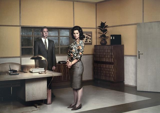 Erwin Olaf, 'The Boardroom', 2004, inch&cm
