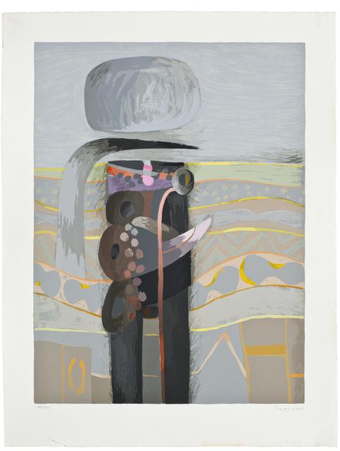, 'Mar de LurinIV,' 1989, Praxis Prints