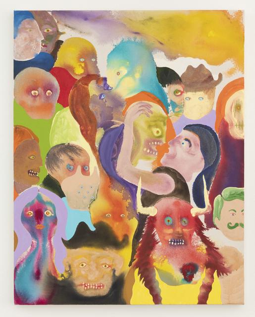 , 'New Morning,' 2018, Joshua Liner Gallery