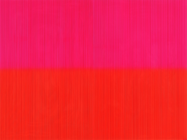 , 'Who Likes Red, Magenta?,' 2017, Hakgojae Gallery