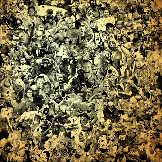 , 'Lecons de Tenebres VII (Lesson of Darkness VII),' 2018, Mario Mauroner Contemporary Art Salzburg-Vienna