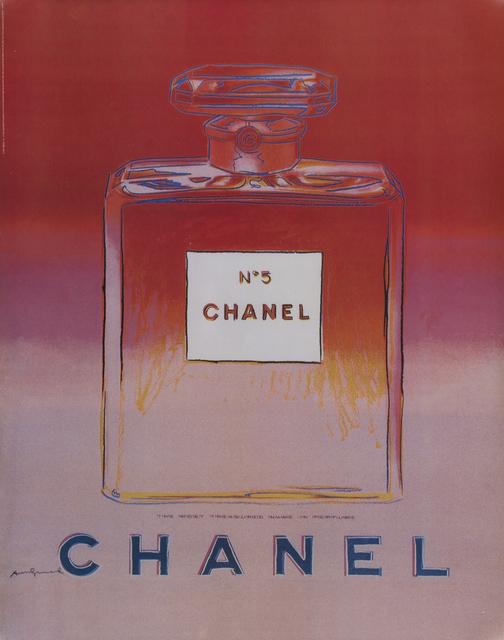 Andy Warhol, 'Chanel', circa 1997, Doyle