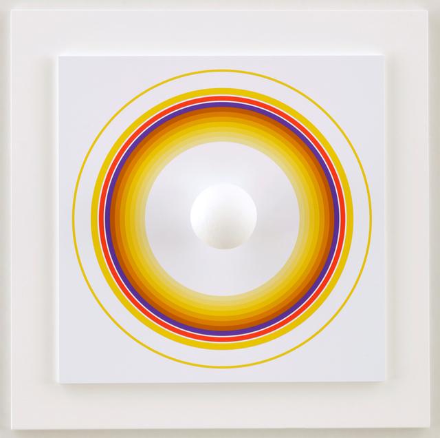 Antonio Asis, 'Asistype 20 - boule sur cercle', 2016, Kunzt Gallery