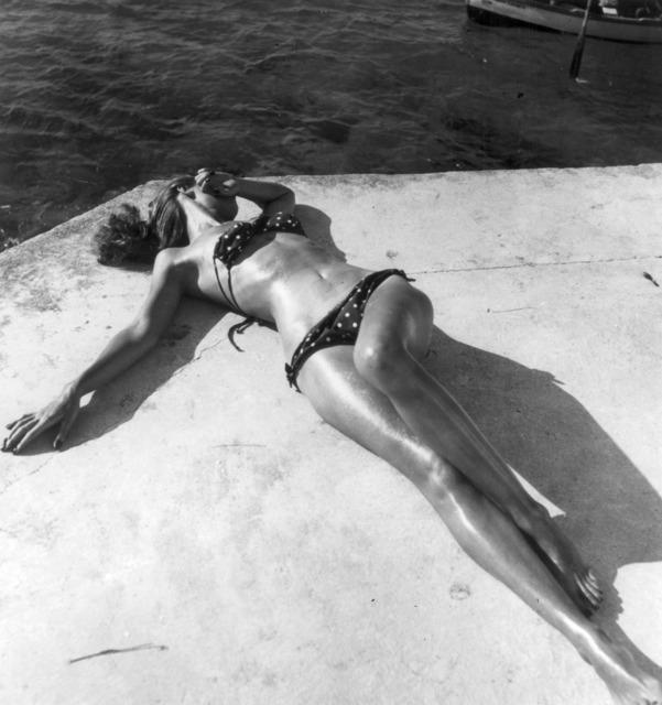 Toni Frissell, 'The First Bikini, Harper's Bazaar ', 1945, Staley-Wise Gallery