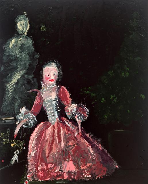 , 'Madame de Pompadour (2016) after Boucher ,' 2016, Half Gallery