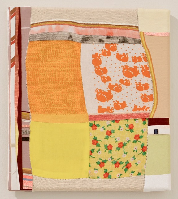 , 'Pattern Blocks ,' 2019, James May Gallery