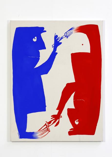 , 'Painters painting,' 2013, Super Dakota