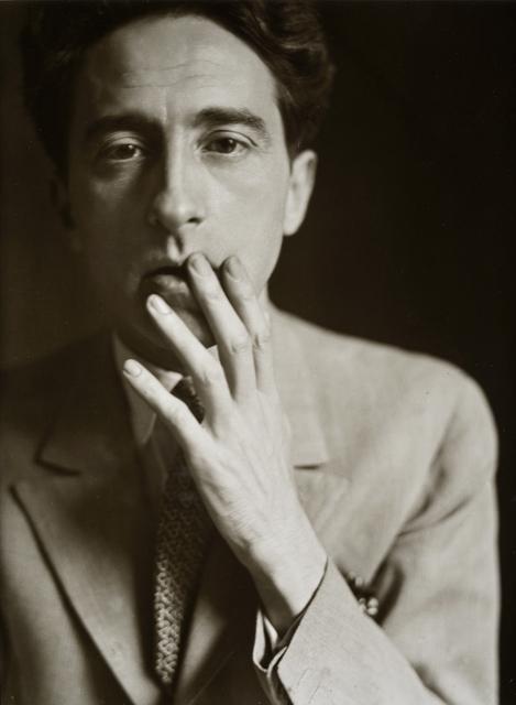 , 'Jean Cocteau,' 1929, Jeu de Paume