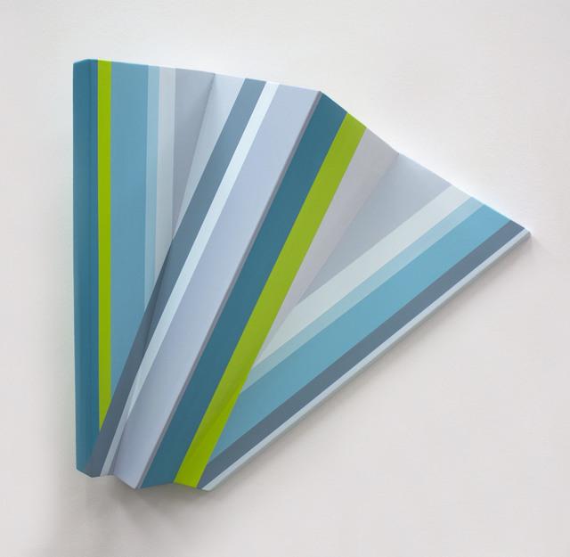 , 'Interfold,' 2017, Elizabeth Houston Gallery