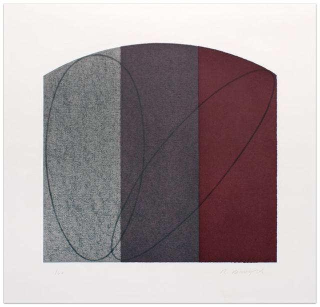 Robert Mangold, 'Untitled', 1995, Upsilon Gallery