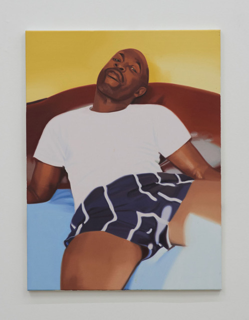 , 'Michael,' 2016, David Risley Gallery