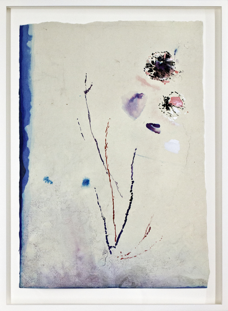 , 'Flowers,' 2015, Goya Contemporary/Goya-Girl Press