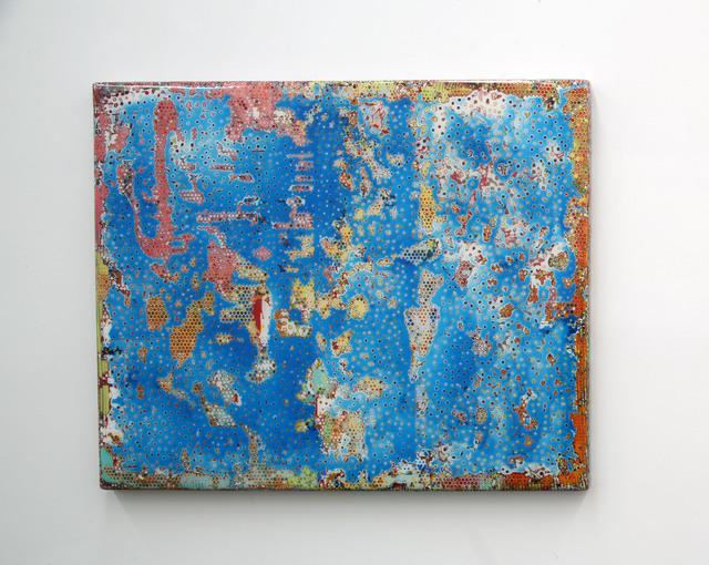 , 'RA 3,676 KT,' 2014-2016, Galleria Doris Ghetta