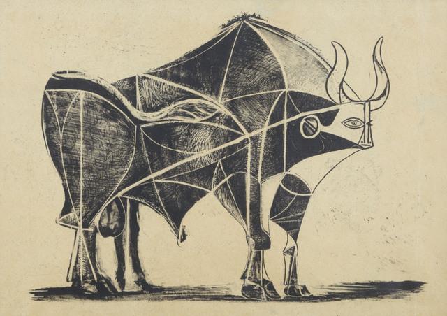 Pablo Picasso, 'Le Taureau', 1945, Christie's