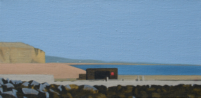 Alex Lowery, 'West Bay 277', 2013, Painting, Oil on canvas, Sladers Yard