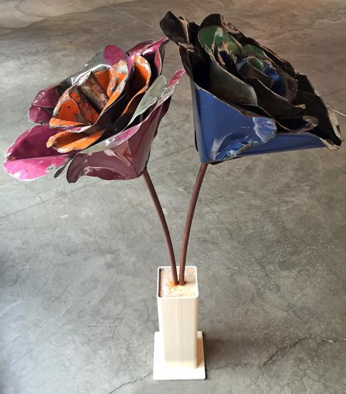 , 'Vintage Rose Sculpture,' , FP Contemporary