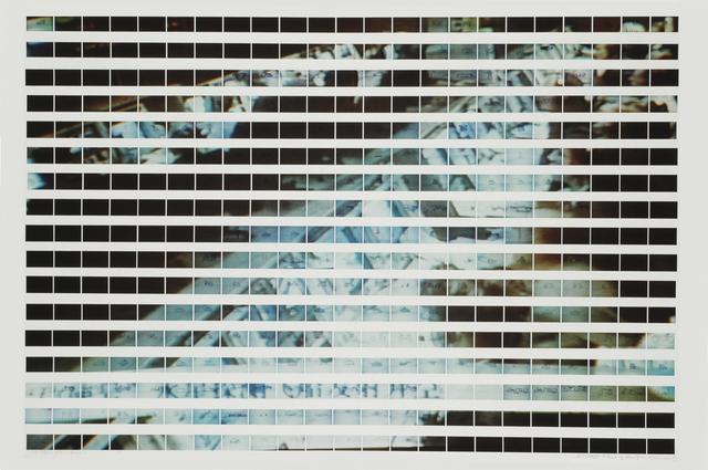 Zheng Guogu, 'Ten Thousand Customers, 238/10000', 1997, Barbara Gross