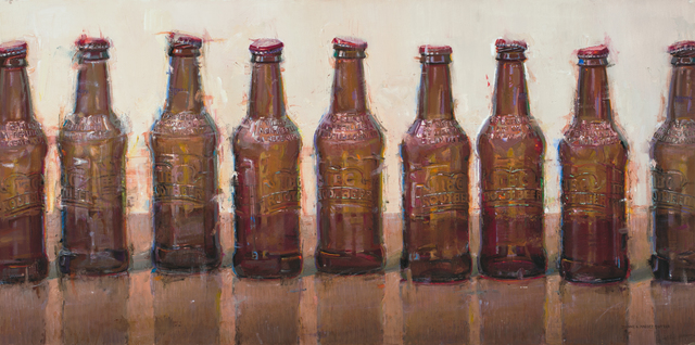 , 'Nine Bottles,' 2015, Gallery 1261