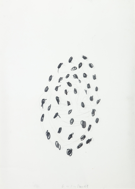 ", '""Untitled"",' 1991, Michael Werner Gallery"