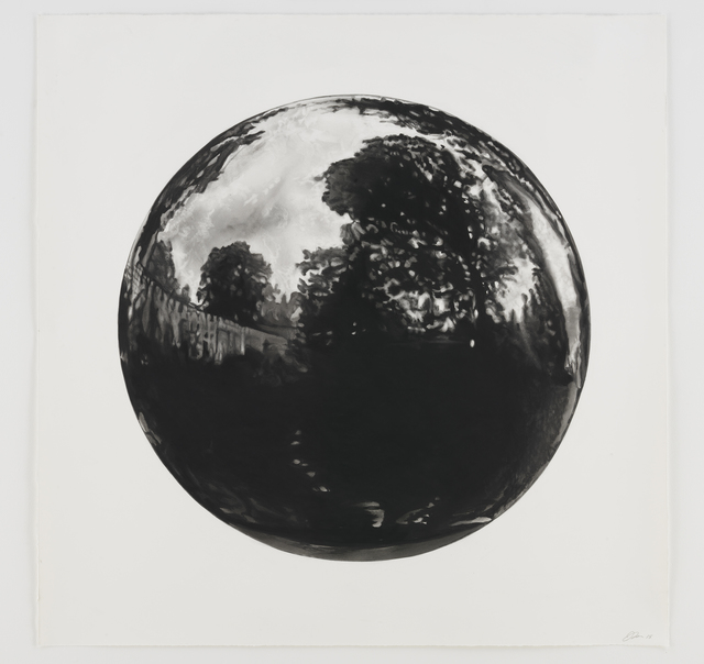 , 'Gazing Ball II,' 2015, Sienna Patti Contemporary
