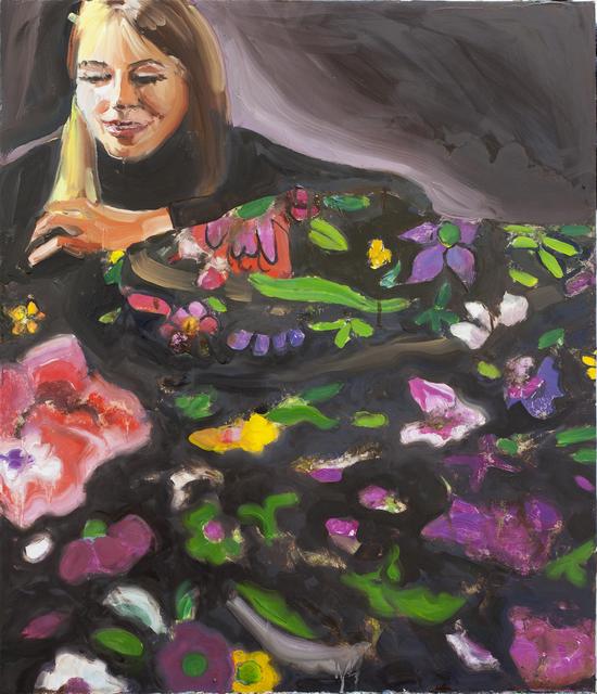 , 'Floral,' 2015, Galleri Magnus Karlsson