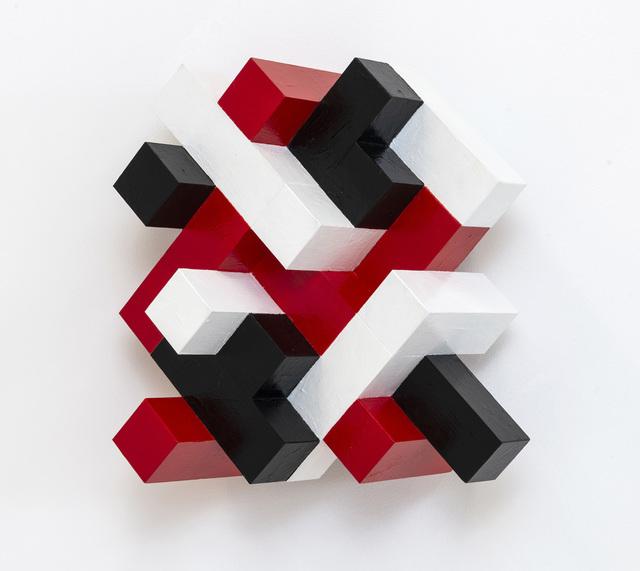 , 'Cluster #5 2018:4,' 2018, Charles Nodrum Gallery