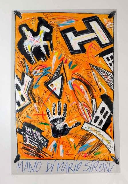 , 'Mano di Mario Sironi,' , Collezionando Gallery