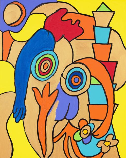 , 'Flowers and 101 ,' 2014, Artrue Gallery
