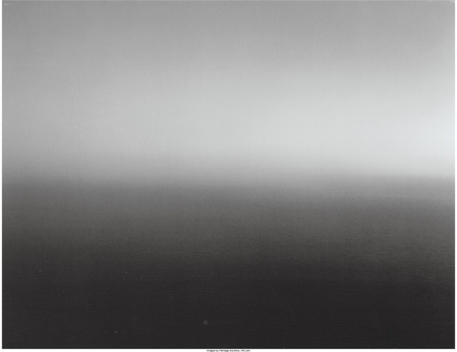 Hiroshi Sugimoto, 'Time Exposed #324: Mediterranean Sea, La Ciotat', 1980, Heritage Auctions