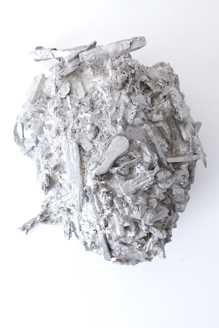 , 'Detritus,' 2012, DAS ESSZIMMER