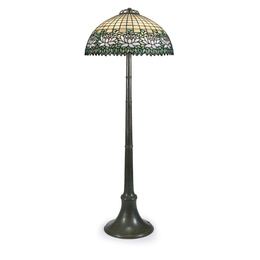 Water Lily Floor Lamp, Brooklyn, New York