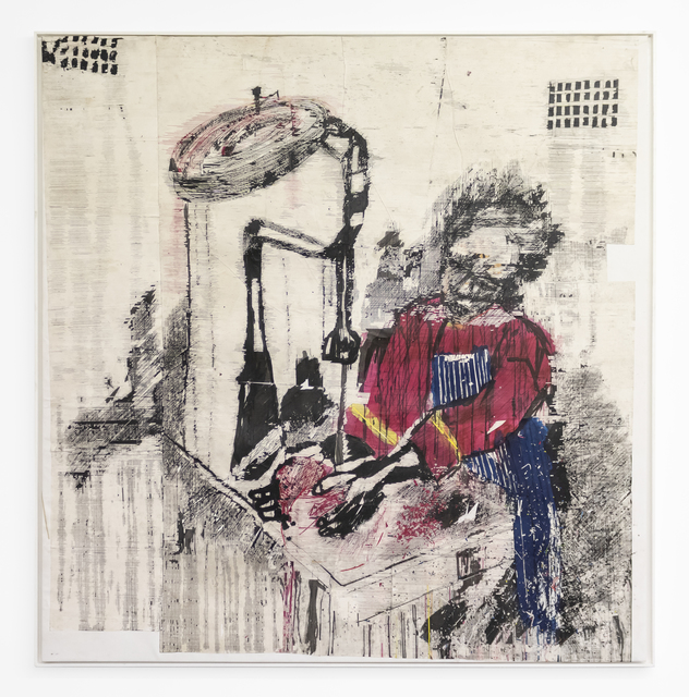 Gareth Nyandoro, 'The Butcher', 2019, SMAC