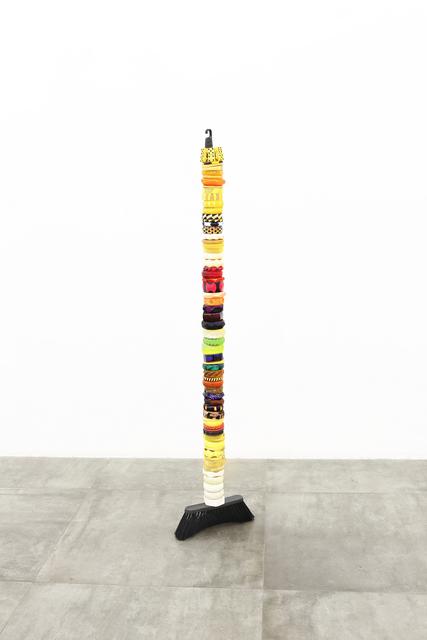 , 'Pensando em Ione Saldanha,' 2015, Bolsa de Arte