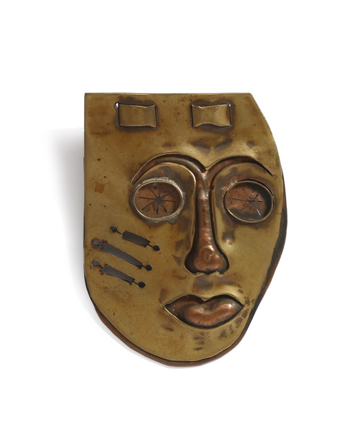 Pablo Picasso, 'Brooch', Jewelry, Copper and brass, John Moran Auctioneers