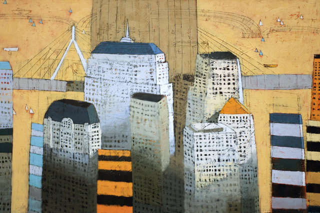 Paul Balmer, 'Sails and Sunshine', 2017, Arden Gallery Ltd.
