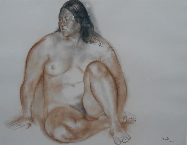 , 'Desnudo de Rosa,' 1973, Stern Fine Art