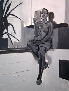 , 'Woman Smoking,' 2013, Gallery MOMO