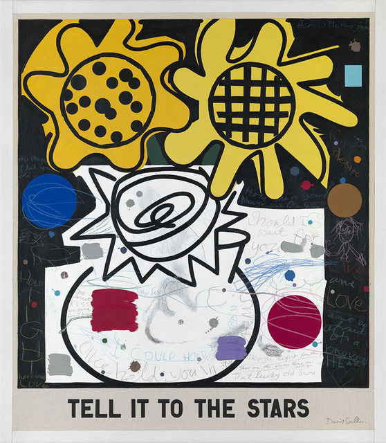, 'Tell it to the Stars,' 2009, Long-Sharp Gallery