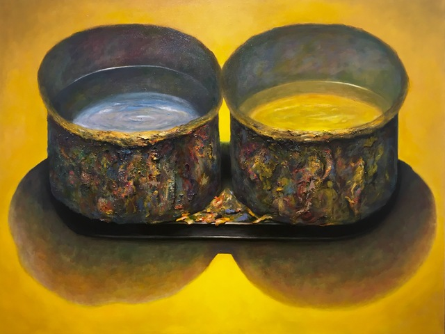 , 'Palette Cups,' 2014-2015, Gallery NAGA