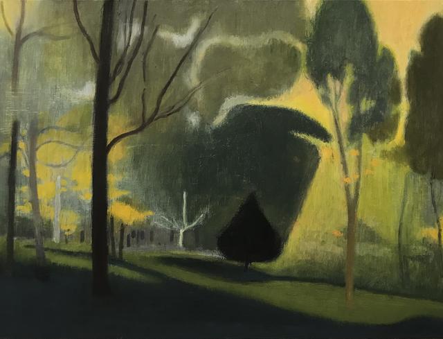 , 'Hilltop,' 2017, Elizabeth Harris Gallery