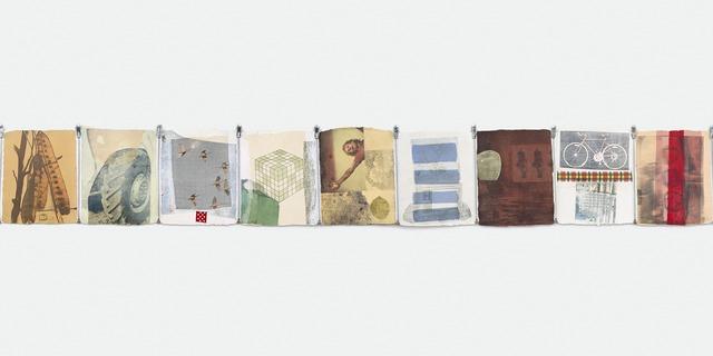 Robert Rauschenberg, 'Hiccups', 1978, San Francisco Museum of Modern Art (SFMOMA)