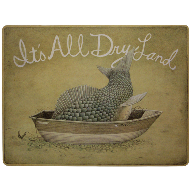 , 'It's All Dry Land,' 2012, Imprint Gallery