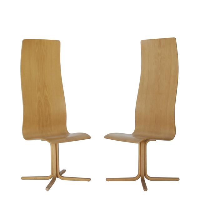 , 'Pair of Oxford chairs,' 1962, Dansk Møbelkunst Gallery