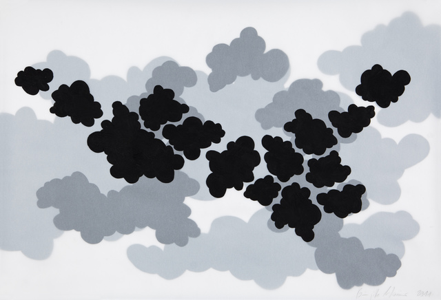 , 'Clouds,' 2011, Galerie Judith Andreae