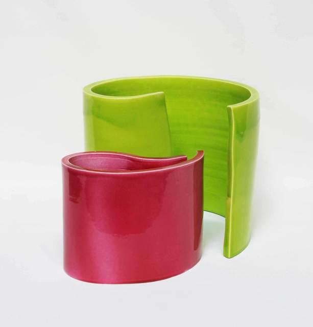 , 'Labirinto verde e rosa,' 2006, Bendana   Pinel
