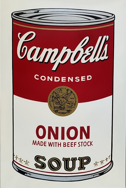 Andy Warhol, 'Campbell's Soup I, Onion F&S II.47', 1968, Print, Screenprint in colors on wove paper, Fine Art Mia