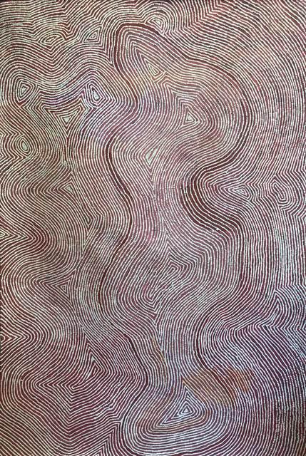 Warlimpirrnga Tjapaltjarri, 'Untitled - Marua', 2017, Gannon House Gallery