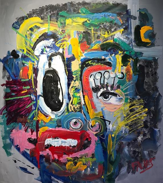 , 'HOLA,' 2017, Marcel Katz Art